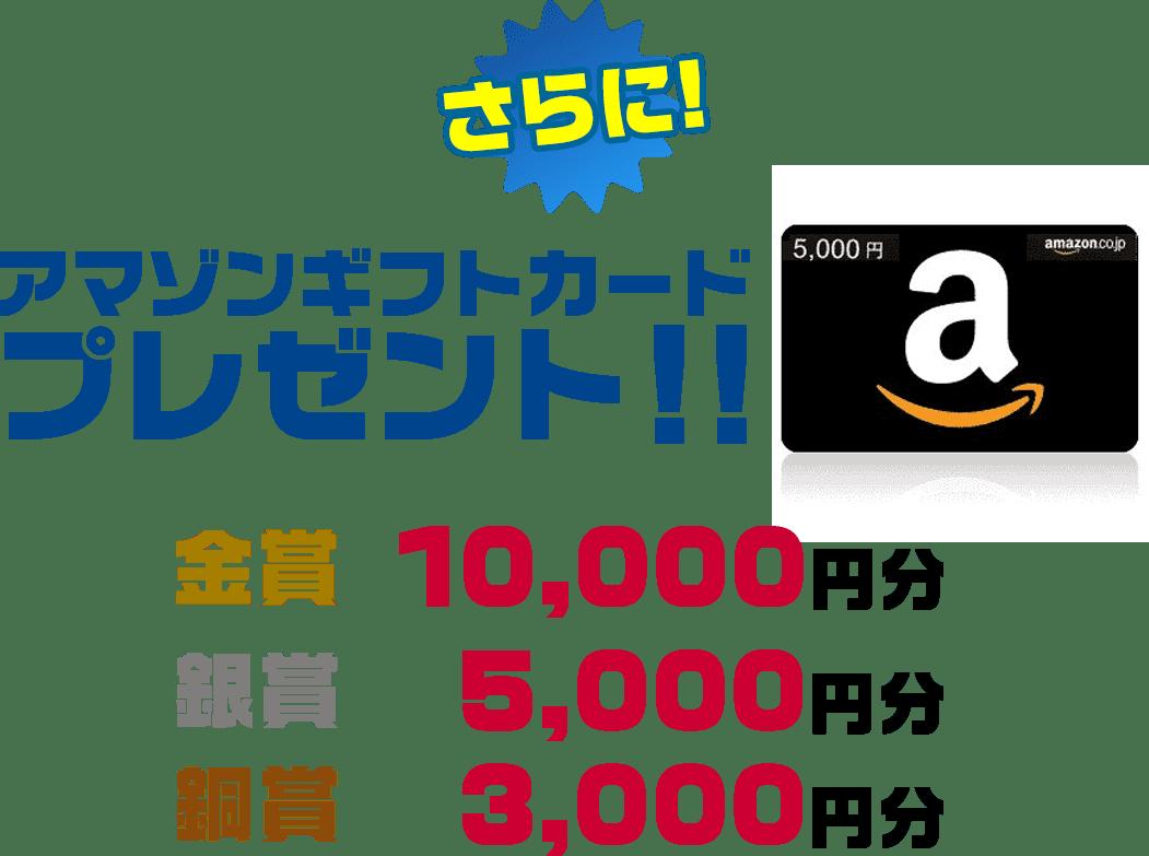 アマゾンギフトカードプレゼント